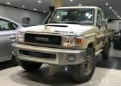 تويوتا شاص 2018 دفلك ديزل V8 (سعودي) ...