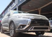 ميتسوبيشي أوتلاندر فل 2019 الخضر للسيارات
