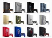 PS4 برو - سلم  مهكر مع 130 لعبة اصدار خاص