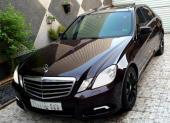مرسيدس بنز e300 موديل 2013 الجفالي (تم البيع)