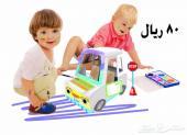 ميز طفلك .. بالعاب مميزة وجديده وذكيه