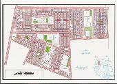 ارضيه سكنيه حى القدس شارعين شرقى جنوبى ب 150