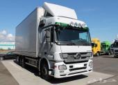 شاحنة مرسيدس اكتروس 2544 شاصى مسكس2010