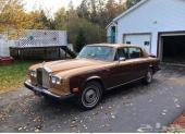 Rolls Royce Sliver Shadow wraith 1979