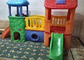 قلعة التسلق للبيع