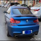 BMW 650i M package