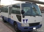 تويوتا كوستر  2011 - 30 راكب - بنزين- 4 سلندر