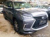 لكزس LX 570 سعودي 2019 ( SS )