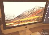 جهاز iMac شاشة 21.5 نظيف جدا