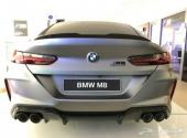 BMW M8 competition Gran Coupe 2020