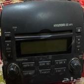 مسجل سوناتا 2006 استخدام نظيف 6 سي دي هات