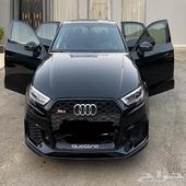 Audi sport RS3 2018