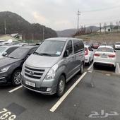 للبيع اتش ون 2017 ديزل وارد كوريا ماشي 21 فقط