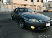 Lexus sc400 1jz single turboلكزس تيربو