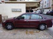 للبيع سيارة هوندا م 2004م