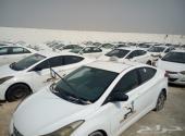مجموعة سيارات اجرة للبيع