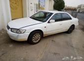 كامري 98 للبيع سياره وصلت أمس من سودان