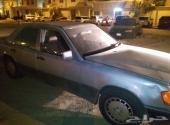 سيارة مرسيدس 300موديل90 استمارة مطوفة 7سنوات