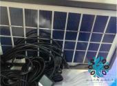 منظومة طاقة شمسية مع ثلاث لمبات للكشتات