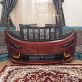 صدام jeep srt