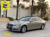 BMW 730i 2016 ( تم البيع )