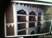 زخرفة مغربية قواطع جداران اسقف مستعارة مشبات