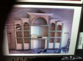 مشبات مغربية جبس دفايات حجرية ومجالس تراثية