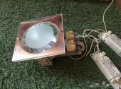 جهاز انارة ديكور جبس مستعمل