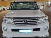 تويوتا VXR فل كامل 2012 سعودي (تم البيع )