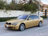 (BMW 750 LI ( individual مخزنة