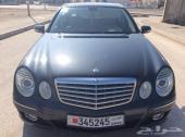 للبيع مرسيديس بنز E230 موديل 2009 بحريني