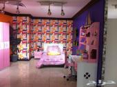 غرفة نوم أطفال للبيع