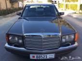 للبيع مرسيديس بنز 300SE موديل 1990 ألماني