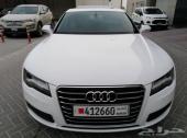 للبيع أودي A7 موديل 2011 وكالة البحرين