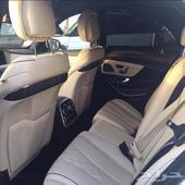 مرسيدس بنز S كلاس AMG 2016