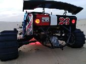 بقي للبيع جديدة   Gtx-r Sandrail Buggy For V8