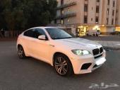 للبيع BMW X6 M power نظيف جدا شرط الفحص 2010