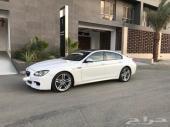 للبيع BMW 640 كيت M نظيف جدا 2013 ممشى 70 الف