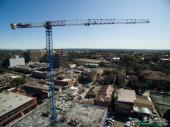 رافعات برجية ( كرين ) tower crane