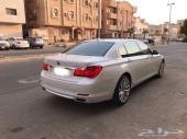 للبيع BMW740 Li مخزن 2012 بدي وكالة مالك واحد