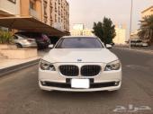 للبيع BMW 740 مخزن مالك واحد 2012 عالشرط