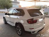 سيارة  النوع  BMW X5 50i  موديل 2011عالسوم