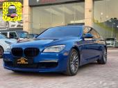 ( BMW 760 LI V12 ( 2014