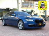 (تم البيع) ( BMW 760 LI V12 ( 2014