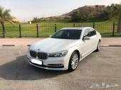 BMW 730il  وارد الناغي  2016