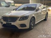 مرسيدس -S400- فل كامل 2018 ابن الجبيل