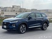 هونداي سنتافيه  4WD 2019 فل كامل بريميوم