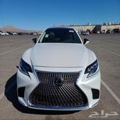 2019 لكزس Lexus LS 500