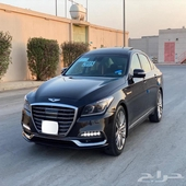 هونداي جنسس 2018 G80 فل سعودي