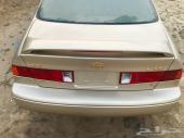 خلفية(شنطة) كامري 2001 للبيع بالكامل